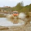 1. Lauf zur Deutschen 4-Stunden-Offroad-Meisterschaft für Geländewagen 2002